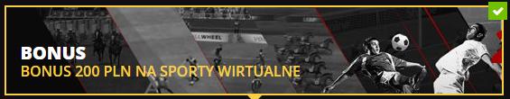 Sporty wirtualne bonus