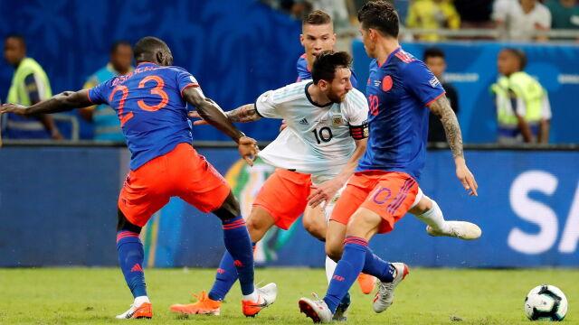 Argentyna Copa America 2019