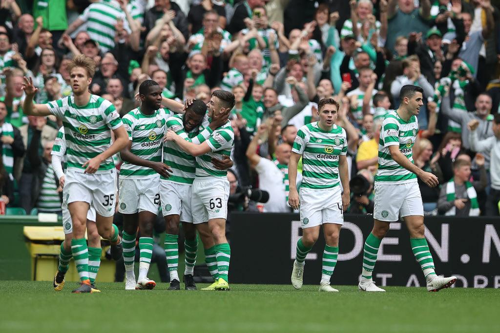 Celtic piłkarze