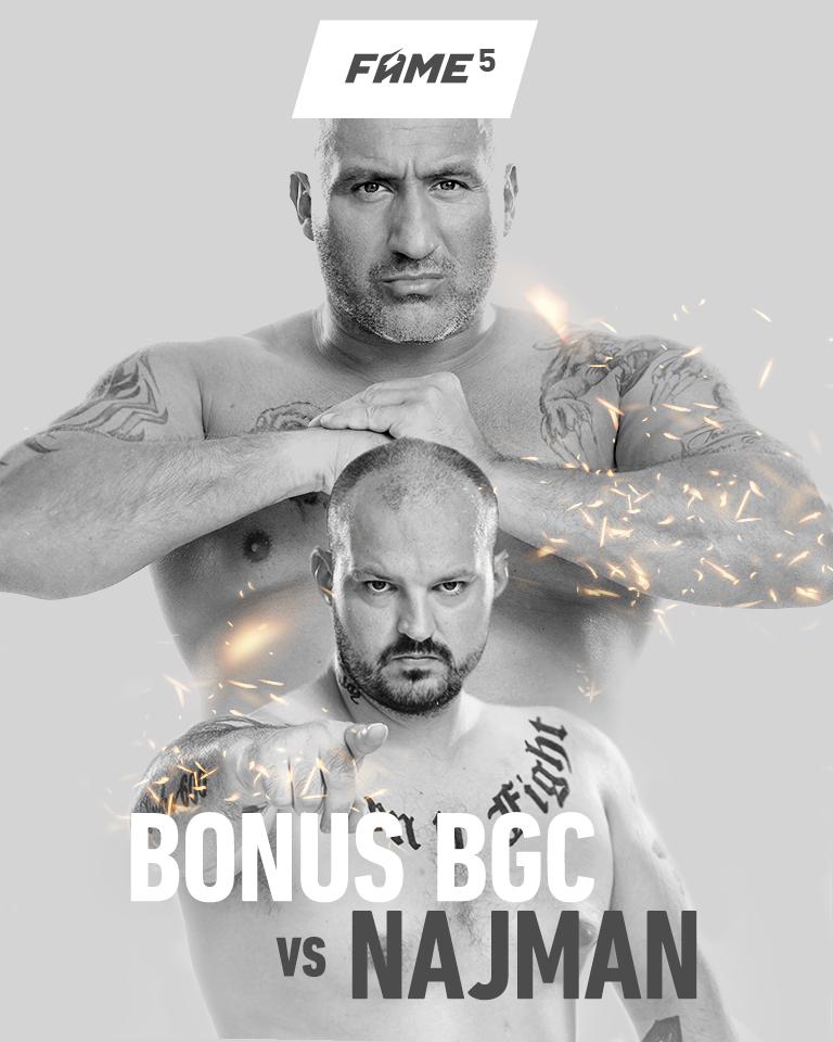 Bonus BGC - Najman