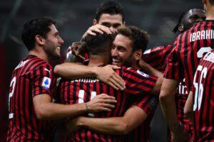 Typ dnia: AC Milan – Sassuolo