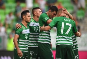 Typ dnia: Celtic – Ferencvaros
